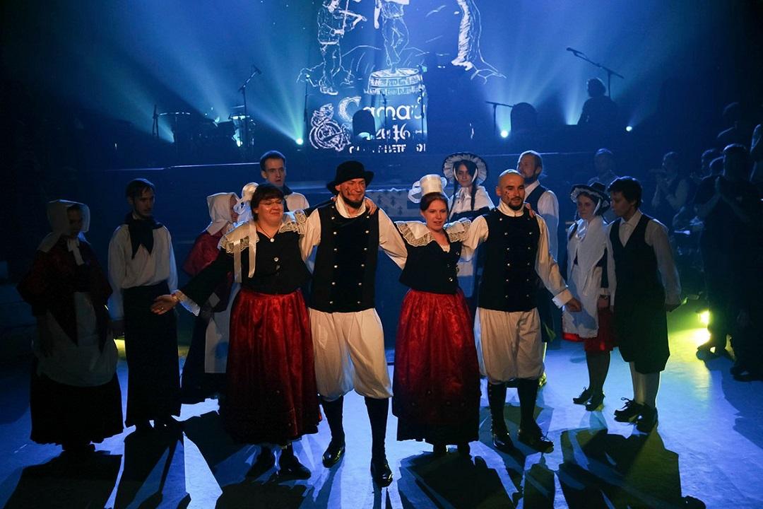 Большой кельтский праздник Самайн
