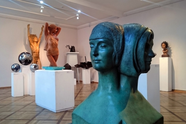 Музей городской скульптуры в Санкт-Петербурге