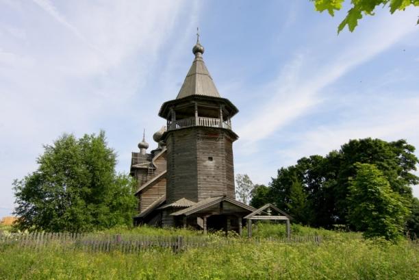 Церковь Дмитрия Мироточивого в Щелейки