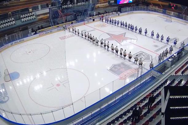 Многофункциональный комплекс Хоккейный город