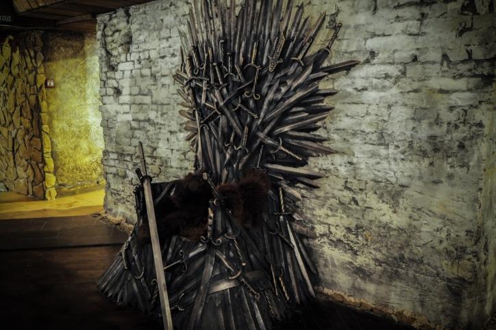 Бар-музей The Game of Sword
