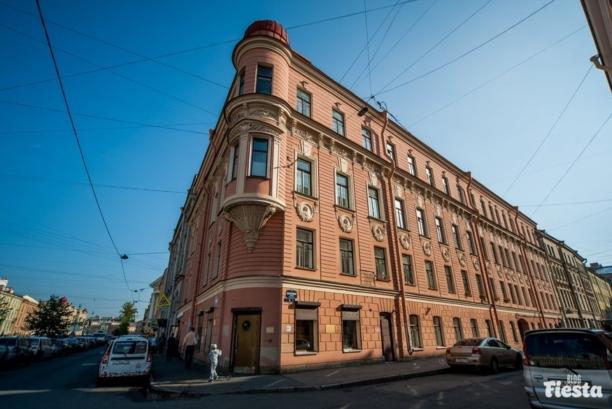 Доходный дом Ф. М. Ротина