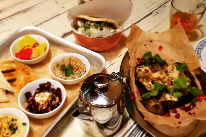 Кафе-ресторан Бабагануш