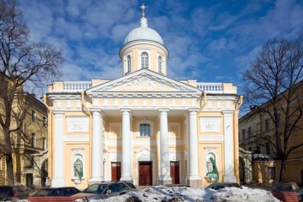 Лютеранская церковь Святой Екатерины