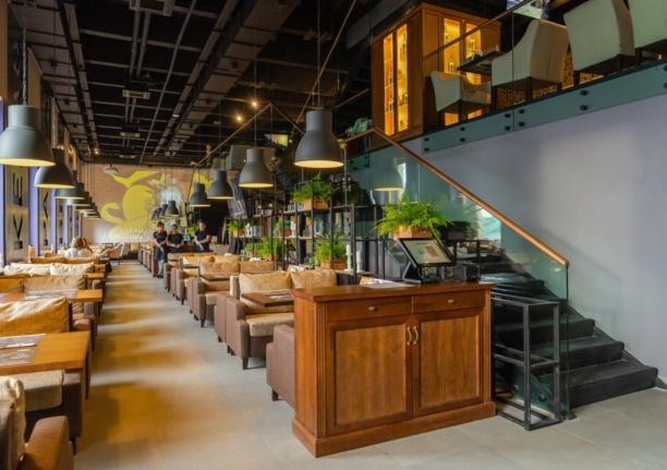 Ресторан Гриль Factory